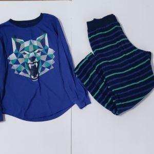 Gap kids boy pajamas set